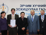 Power Plant License Ceremonyl (Nov 2011)