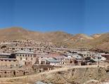 Panoramic view Pulacayo