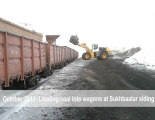 Loading-coal-into-wagons-at-Sukhbaatar-siding